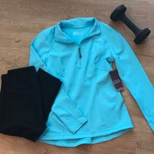 Workout Quarter Zip Jacket